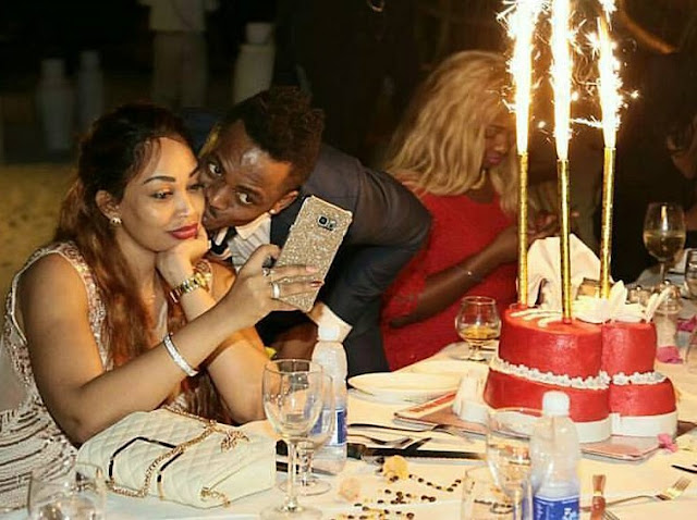 Zari The Bosslady Birthday Party