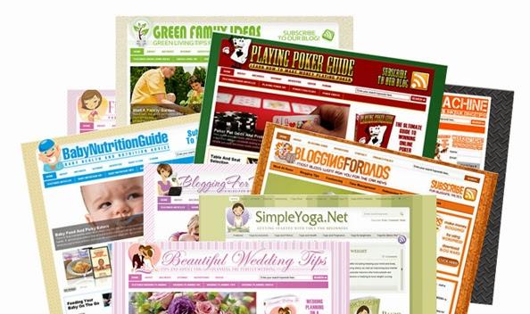 Memilih Tema Blog untuk Menarik Iklan