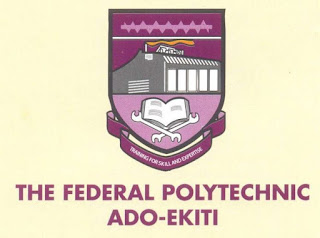 Federal Poly Ado Ekiti ND Part-time Admission 2017/2018