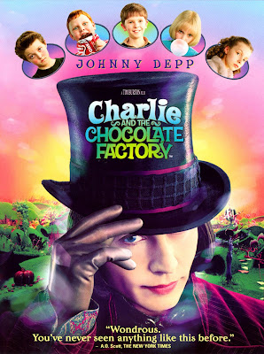 There's plenty of money out there. They print more every day. charlie and the chocolate factory