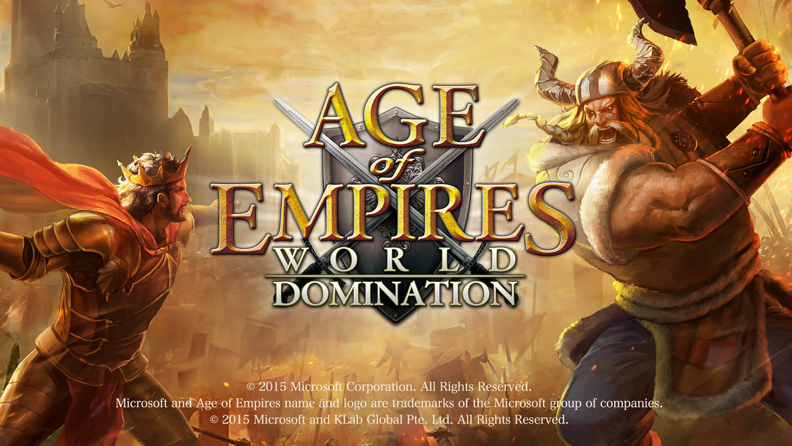 Age of Empires World Domination Jogos Download TechTudo