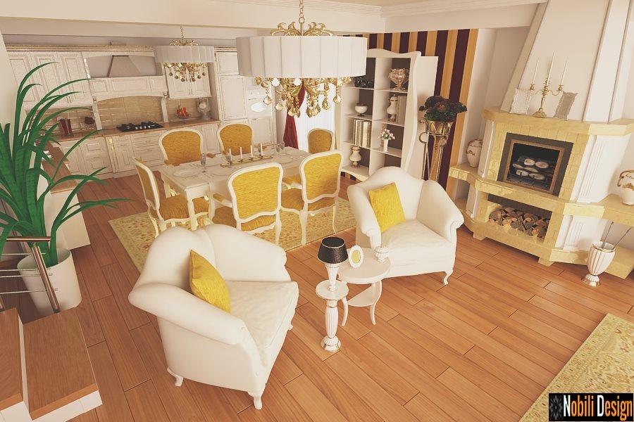 Design interior case vile la cheie Bucuresti-Design Interior-Amenajari Interioare-Bucuresti