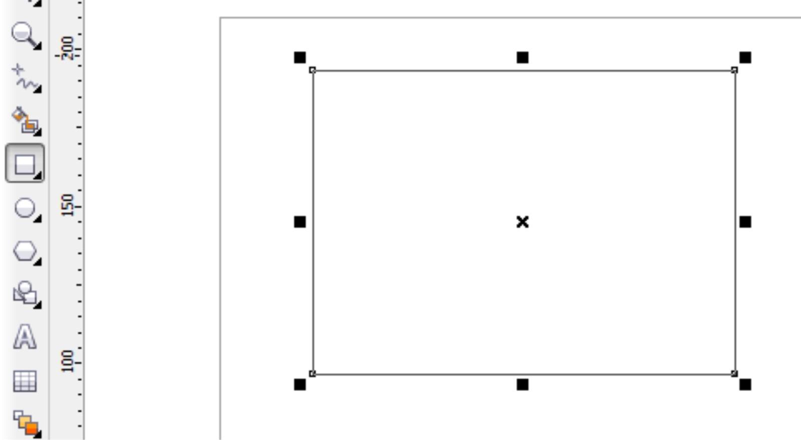 cara mencopong objek gambar di corel draw