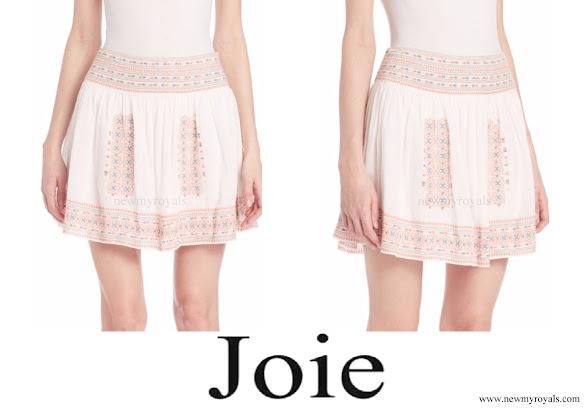 Princess Madeleine wore Joie Shandon skirt