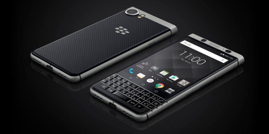 سعر ومواصفات BlackBerry Keyone بهيكله الألمونيوم المؤكسد بالصور