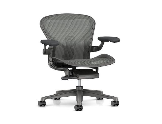 best buy modern grey ergonomic office chair for sale