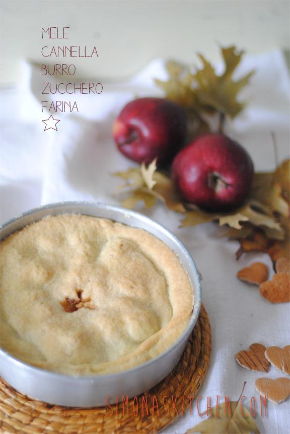 Gordon Ramsay's caramelised apple pie