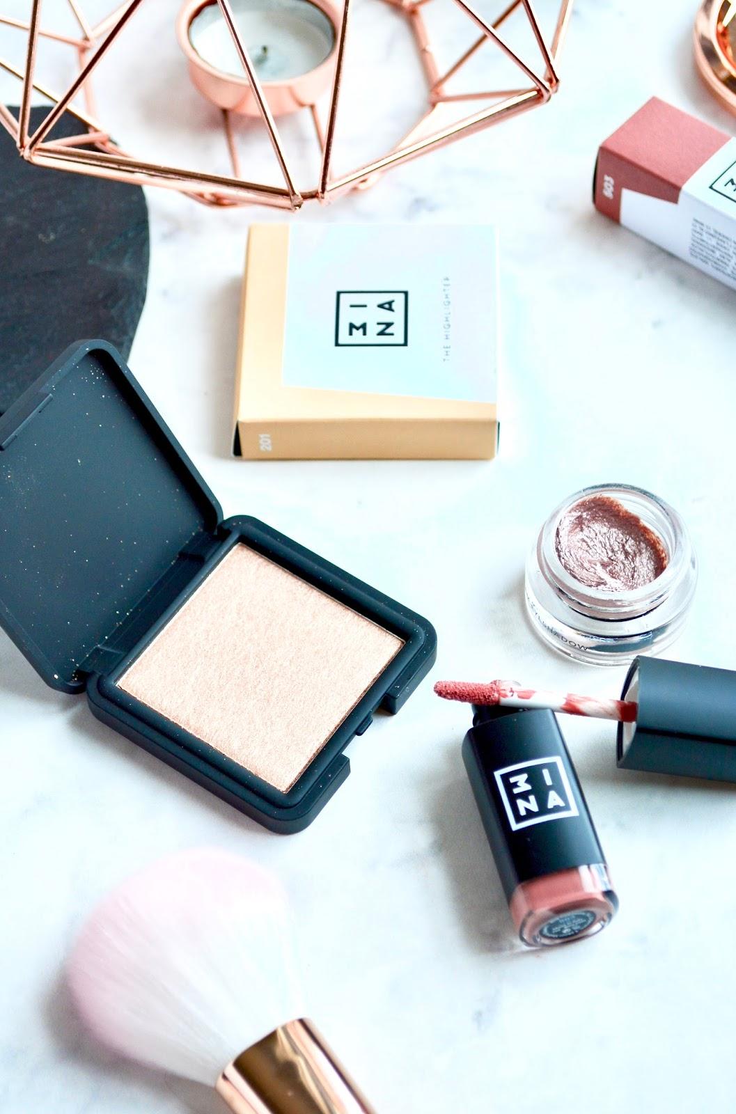 3INA Cosmetics Bestsellers | Longwear Lipstick, Highlighter & Cream Eyeshadow