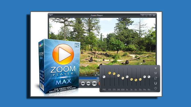 Zoom Player MAX 14.3 Build 1430 Full Version