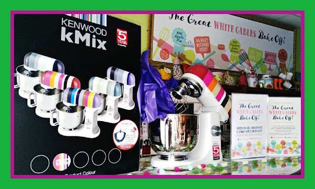 mixer, first prize, White Gables Bake Off