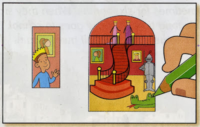 Castle project - Art projects for kids 4