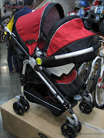 BABYELLE BS-S321TS Centro Travel System Baby Stroller