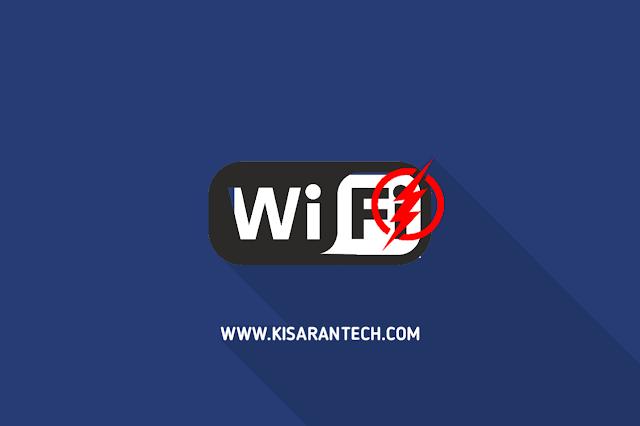 Cara mempercepat koneksi wifi android 2018