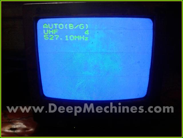 """Kerusakan Mati Total, Perbaikan TV SHARP 14"""" Qvison"""