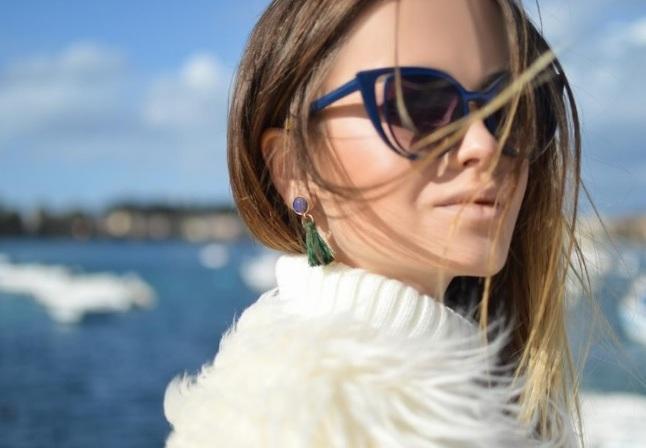 377c6b8506 Ως γυναίκες όταν είστε σε αναζήτηση γυαλιών ηλίου έχετε πολλούς παράγοντες  στο μυαλό σας