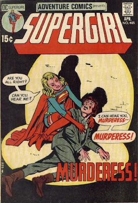 Supergirl Adventure Comics #405
