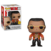 Pop! WWE The Rock CHASE
