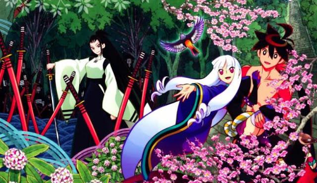 Katanagatari - Daftar Anime Martial Arts Terbaik dan Terpopuler