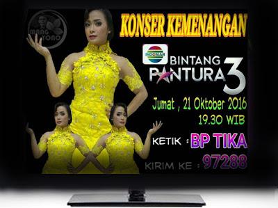 Juara..... Tika Bandung Bintang Pantura 3 Indosiar