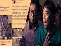 Niat Buktikan Tanah Abang Tidak Semrawutan, Eh Haji Lulung Malah Kena Skakmat Begini!
