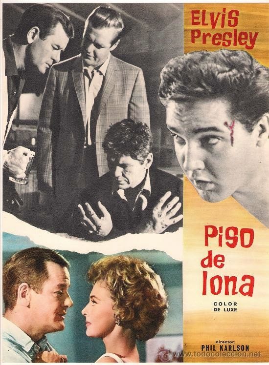 Piso de lona (1962) DescargaCineClasico.Net