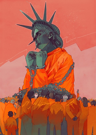 """Guantanamo"" by Patryk Hardziej 