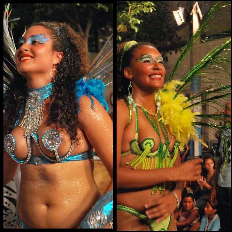 Carnaval. Desfile de Llamadas. Montevideo. Africanísima Negranzas. 2010.