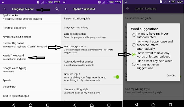 top useful android tips