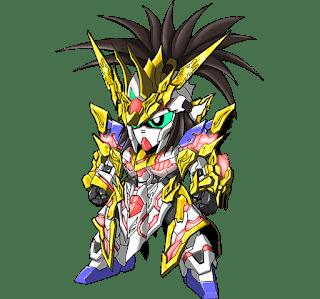 เล่าปี่ (Unicorn Gundam)