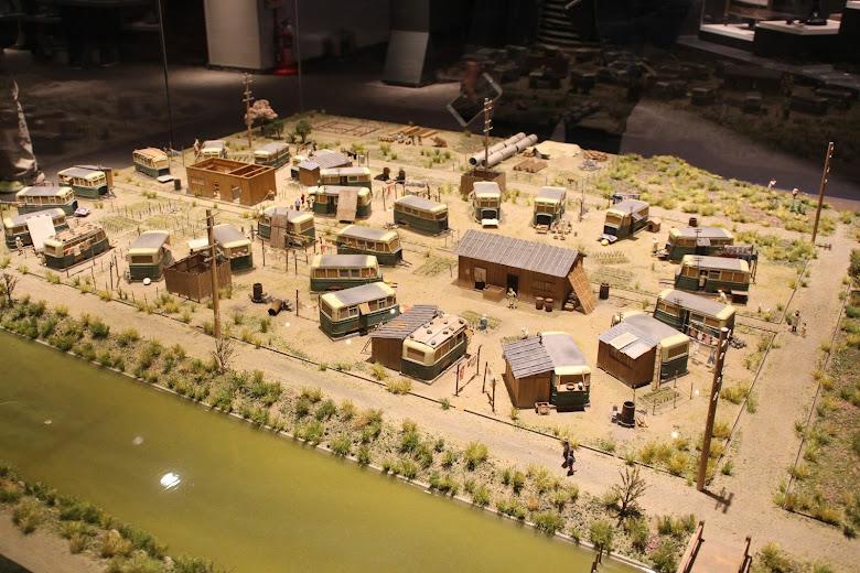 大阪歷史城市模型展示
