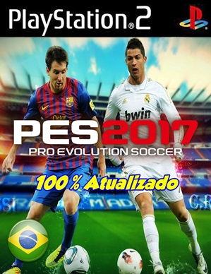Download PRO EVOLUTION SOCCER 2017 (PS2) Gratis