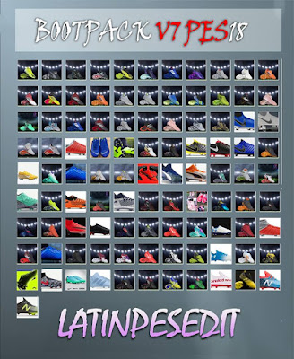 PES 2018 Bootpack v7 AIO by LPE09