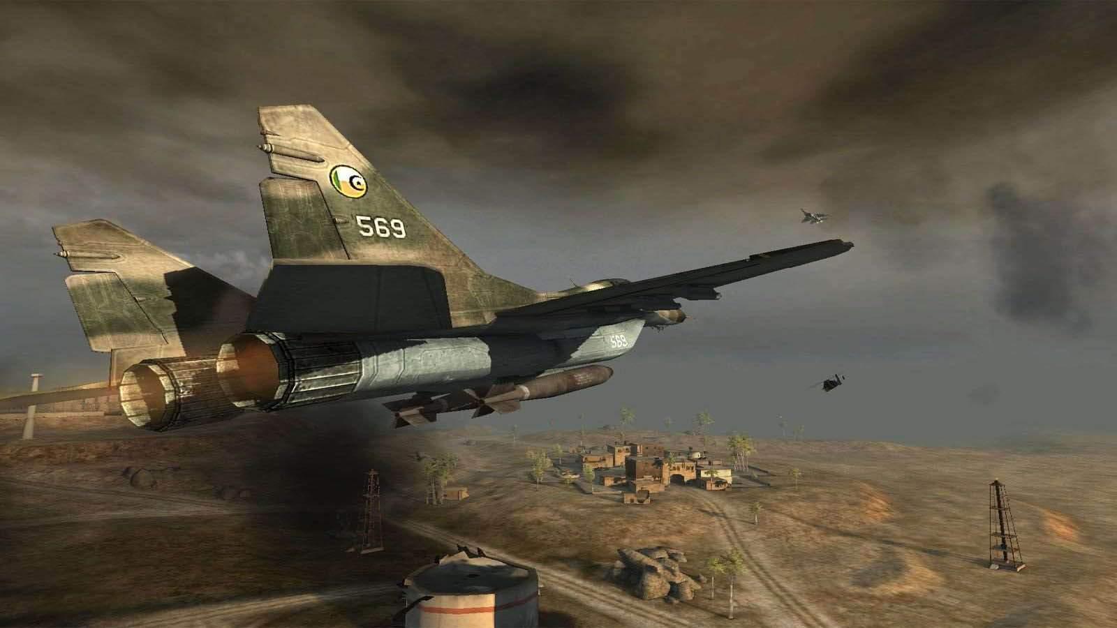 تحميل لعبة Battlefield 2 مضغوطة برابط واحد مباشر + تورنت كاملة مجانا