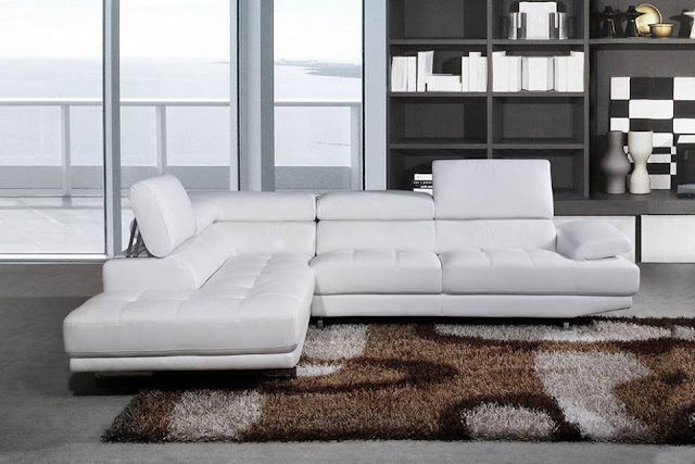 durango leather corner sofa