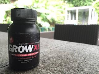 GROW XL KAPSUL HERBA