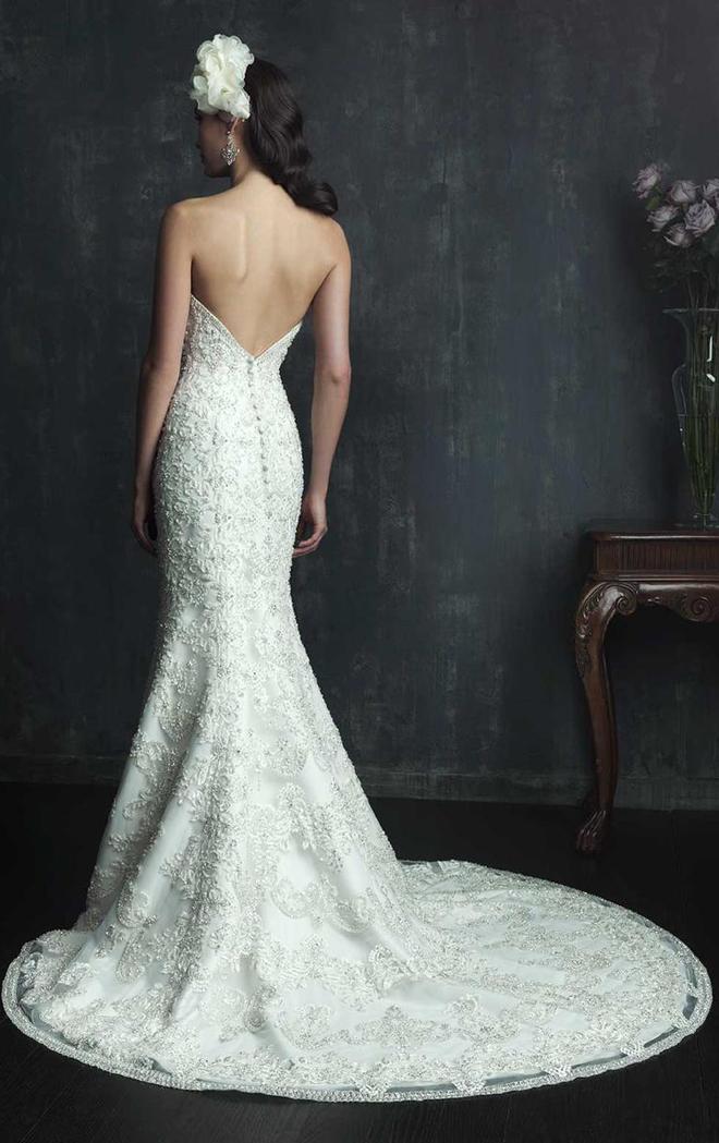 Suknia ślubna moda 2017 trendy