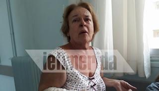 «Κολυμπούσα για 5 ώρες, για να γλιτώσω. Δίπλα μου μια νεκρή Κοπέλα…» Ανατριχιαστικές Μαρτυρίες από το Νοσοκομείο.
