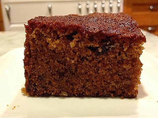 Steamed Prune Cake Recipe