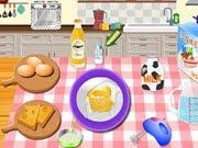 لعبة طبخ كيك البندق وشكولات