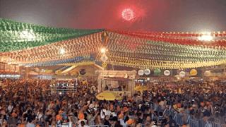 Campina Grande começa a montar estrutura do São João nesta segunda