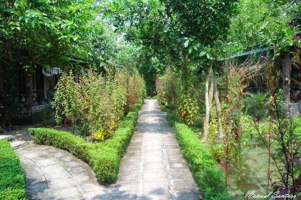 Sauraha. Chitwan Gaida Lodge