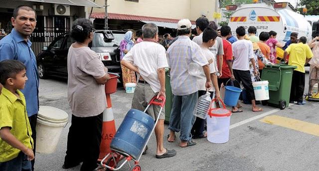 Krisis Air Bukti Pakatan Berjaya Memerintah!