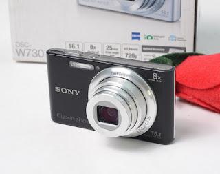 Jual Camdig Sony W730 Bekas