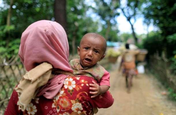 Aktivis Buddha: Kekejaman ke Muslim Rohingya seperti Nazi