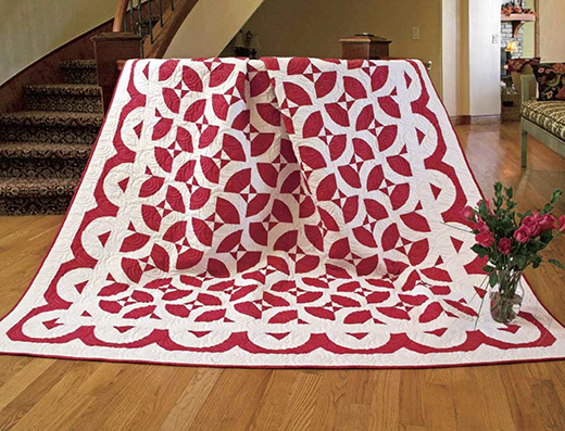 Infinite Possibilities Lap Size Quilt Free Pattern