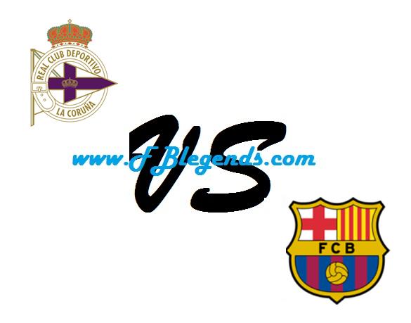 مشاهدة مباراة برشلونة وديبورتيفو لاكورونا بث مباشر الدوري الاسباني بتاريخ 17-12-2017 يلا شوت barcelona vs deportivo la coruna