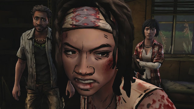 The Walking Dead Michonne Episódio 2