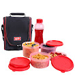 Milton #1 Insulated Lunch Box Kit Set