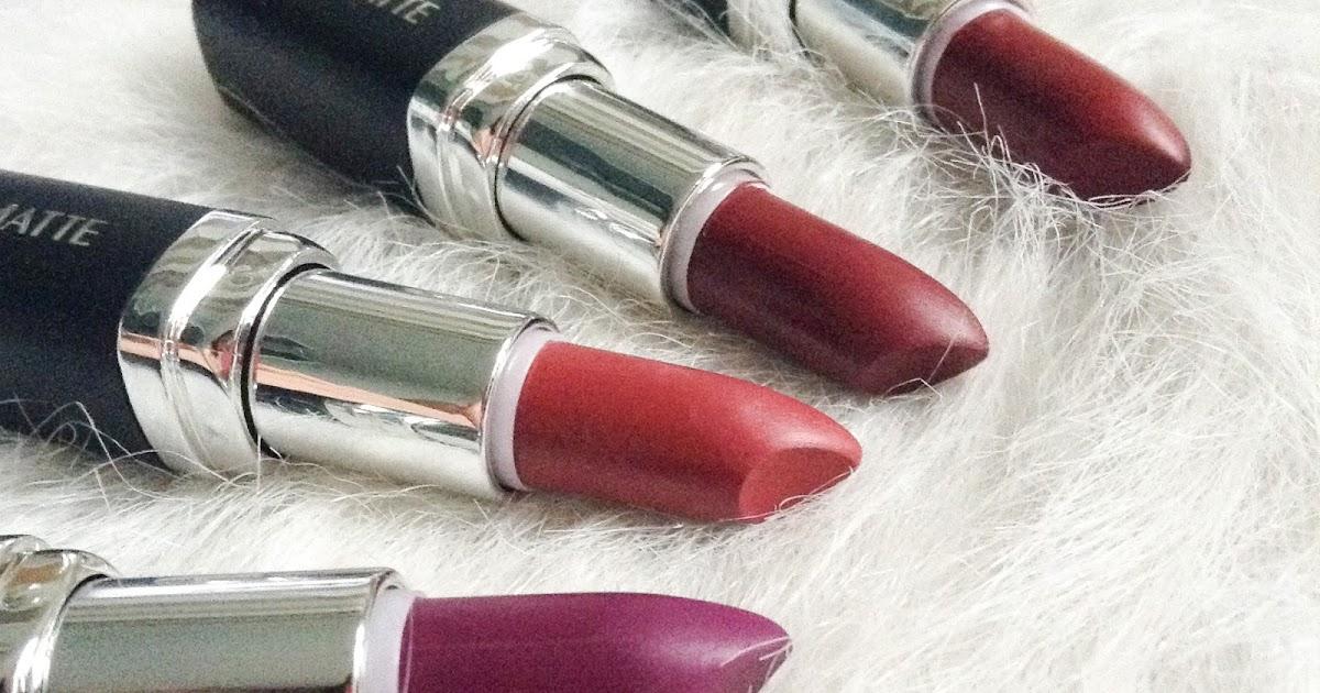 Ever Bilena Matte Liquid Lipstick Review and Swatch
