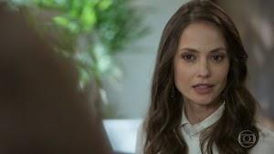 Lara investiga vida de Rui e se espanta com o que descobre em Malhação - Toda Forma de Amar
